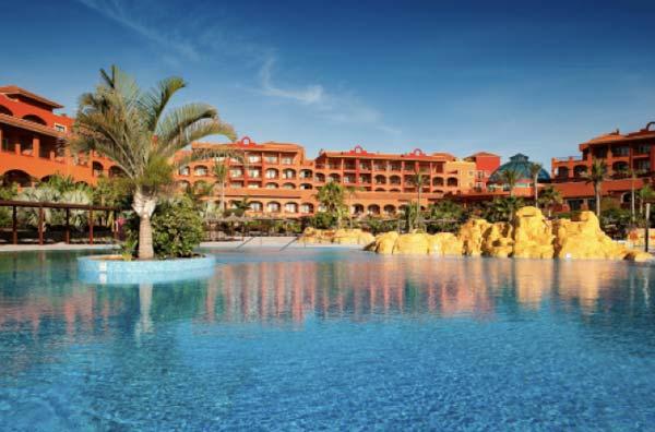 Sheraton Fuerteventura Beach Golf Amp Spa Lanzarote And